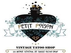 Petit Poison – Vintage Tattoo Shop
