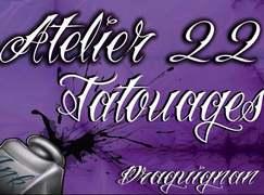 Atelier 22 tatouage