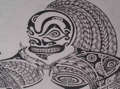 Hikutini-tattoo