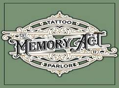 Memory Act – Tattoo Parlor