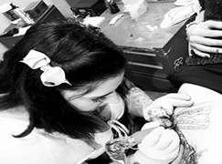 Audrey Fos'tatouer Gavois